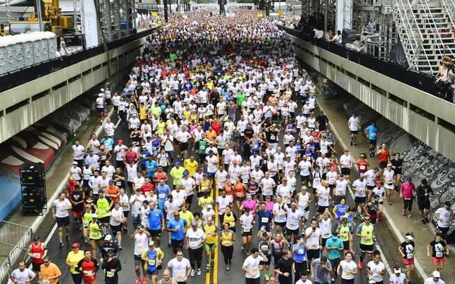 Corredores avançados, como maratonistas, podem fazer uma série de exercícios para a respiração