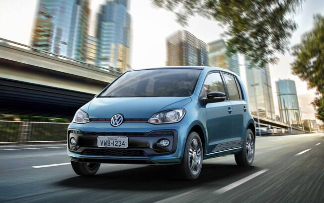 Volkswagen Up! passa a ter a série especial Connect, que entra no lugar da Speed Up!, com apelo esportivo