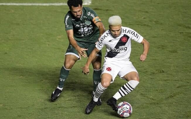 Guarani perde do Vasco no Rio, mas se mantém no G4