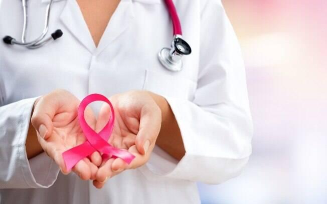 Sintomas do câncer de mama devem ser reconhecidos pela população para que a prevenção seja realizada