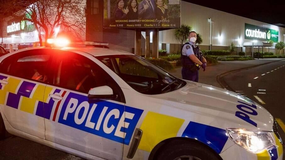 Terrorista é morto na Nova Zelândia após esfaquear seis pessoas