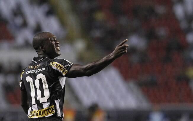 Seedorf comanda o Botafogo em campo
