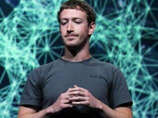 Zuckeberg, do Facebook: sob pressão de órgãos europeus