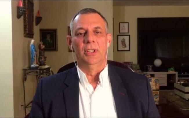 Ex-porta-voz da presidência falou sobre episódios vividos durante governo Bolsonaro
