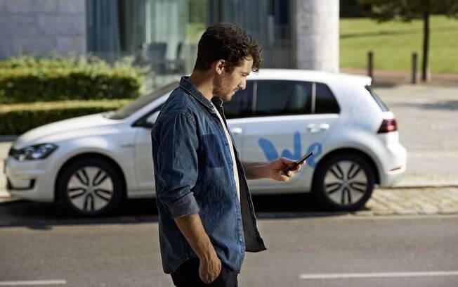 Car-sharing ganha força entre os consumidores que não querem ter um carro próprio