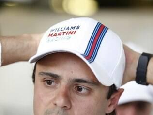 Felipe Massa colocou 'culpa' no Safety Car para justificar sétima colocação no GP do Bahrein