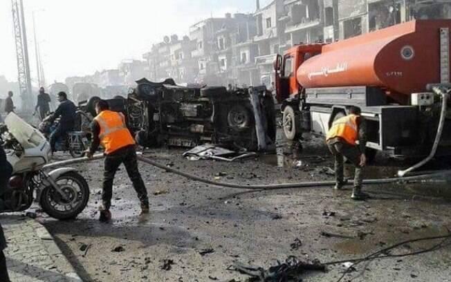 Se cessar-fogo for mantido, negociações entre governo e oposição serão retomadas em  março