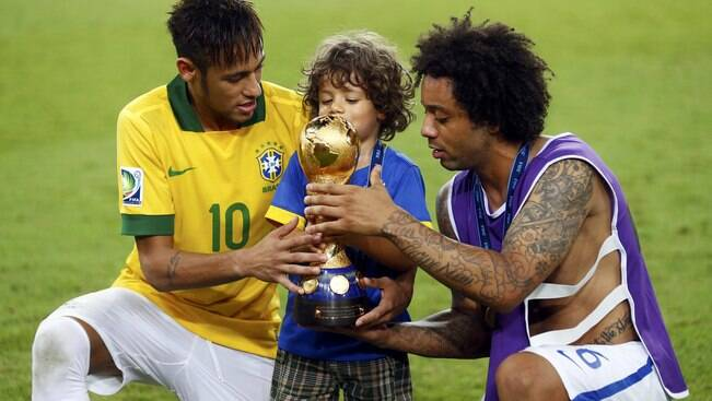 Brasil volta ao top 10 do ranking da Fifa após 1 ano