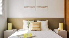 Conheça 5 formas de ampliar quartos de casal pequenos