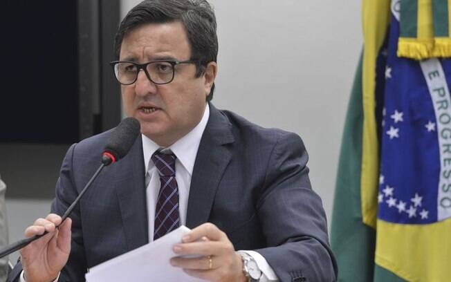 O deputado Danilo Forte (CE) é indicado do PSB para a comissão do impeachment.. Foto: Valter Campanato/ABr