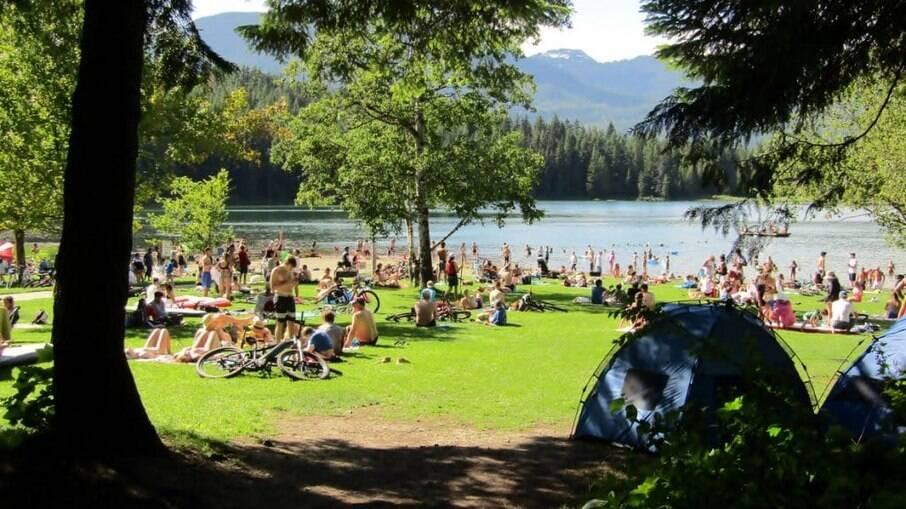 Canadá e EUA continuam com recordes de calor neste verão do Hemisfério Norte
