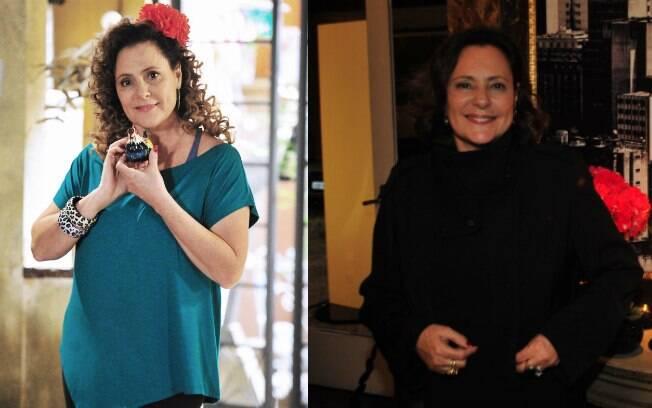 Com e sem produção: Elizabeth Savalla viver Márcia em 'Amor à Vida'