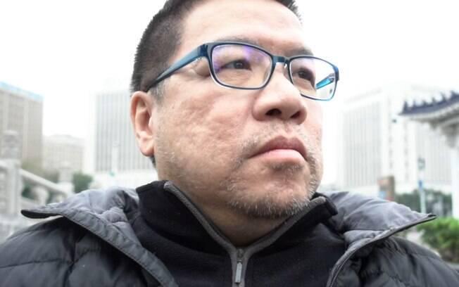 Vincent é o fundador da 'Hand Angels', organização que porporciona masturbação a pessoas com deficiência
