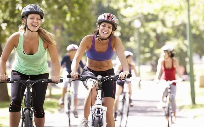 Vamos de Bike? Veja 5 dicas para andar de bicicleta de forma saudável e segura