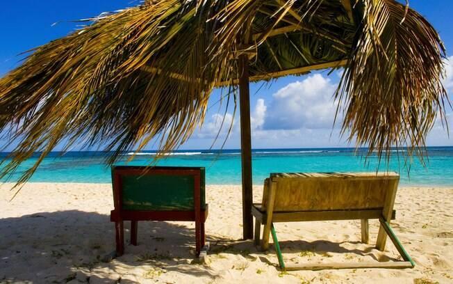 Na Ilha de Anegada dá para passar bastante tempo sem encontrar alguém