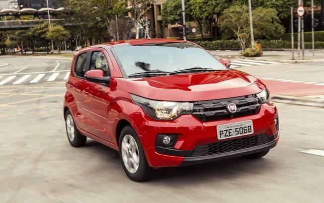 Além de enxugar a linha, a marca italiana lança o Fiat Mobi Drive GSR, versão com câmbio automatizado, por R$ 44.780