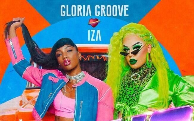 Gloria Groover e IZA lançam YoYo