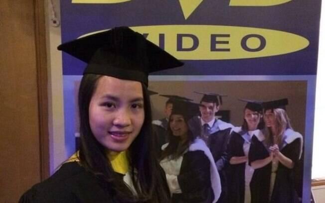 Quyen Nguyen, de 28 anos, foi estuprada e queimada viva por dois homens em Sunderland, na Inglaterra
