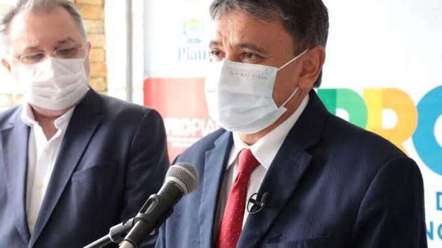 Wellington Dias, governador do Piauí e presidente do Fórum de Governadores