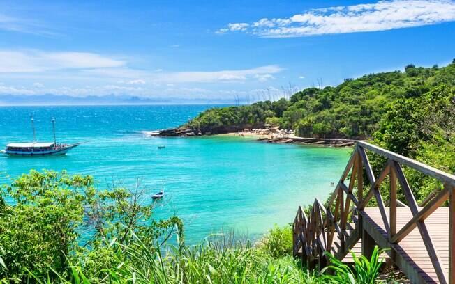 Búzios é o destino mais procurado para o feriado de 12 de outubro, o destino conta com belas praias e muita área verde