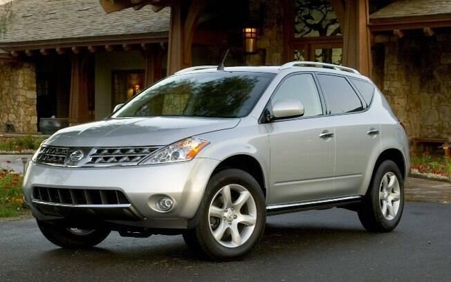 O luxuoso Nissan Murano entra para a lista dos SUVs que fracassaram, mesmo com todas as suas qualidades