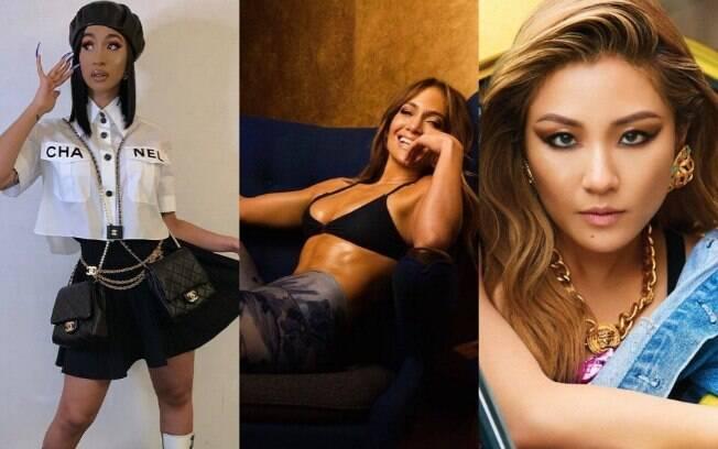 Cardi B, Jennifer Lopez e Constance Wu estrelam time de strippers em