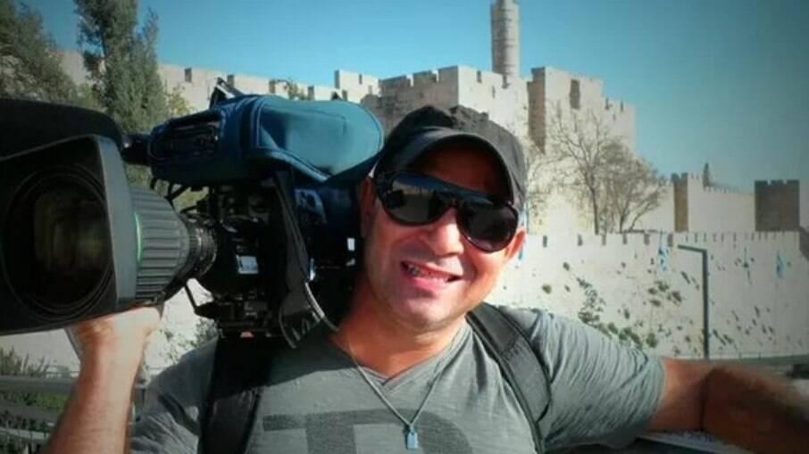 Ari Júnior (1968-2016), cinegrafista da Globo morto no acidente do Chapecoense