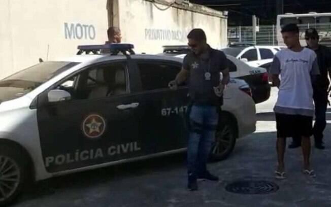 Pablo Nascimento Soares foi peso nesta segunda