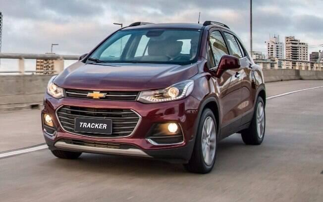 Renovado, o Chevrolet Tracker manteve os preços da versão anterior, partindo de R$ 81.990