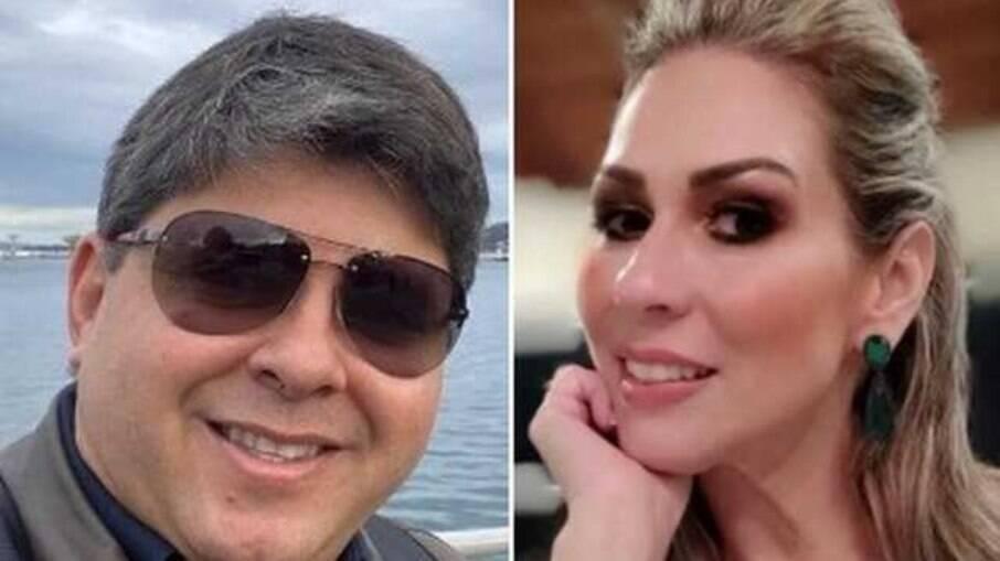 Ulisses Carlos Pourchet e Janaína Castro Souza Pourchet