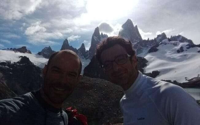 Os escaladores estão desaparecidos desde o dia 19, quando foram vistos pela última vez