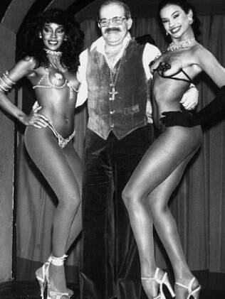 Solange Couto começou sua carreira como uma das mulatas de Sargentelli na década de 70