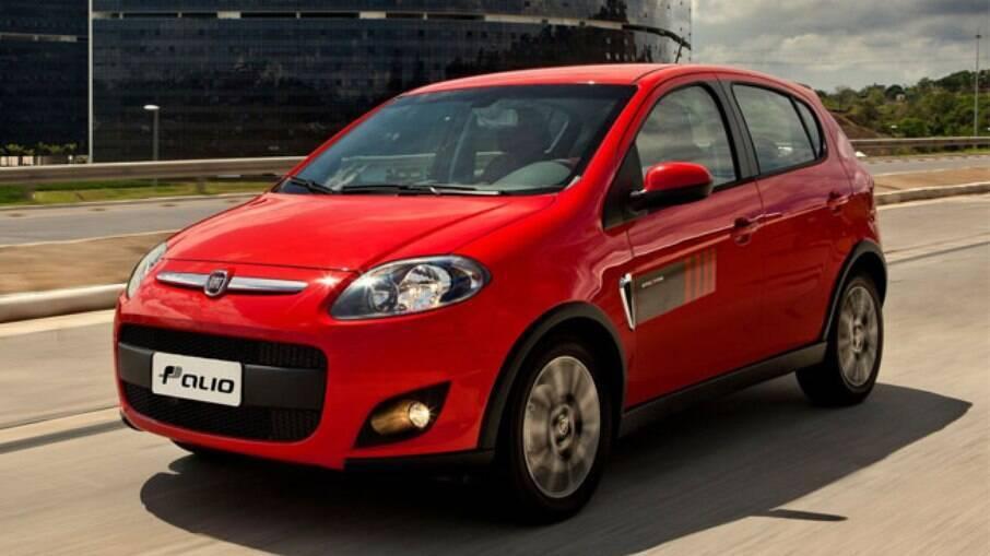 Fiat Palio é outro modelo que saiu de linha no Brasil, mas continua vendendo bem entre os usados