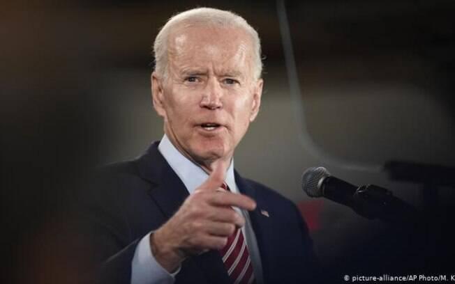 Biden propõe investimento de US$2 tri na economia dos EUA