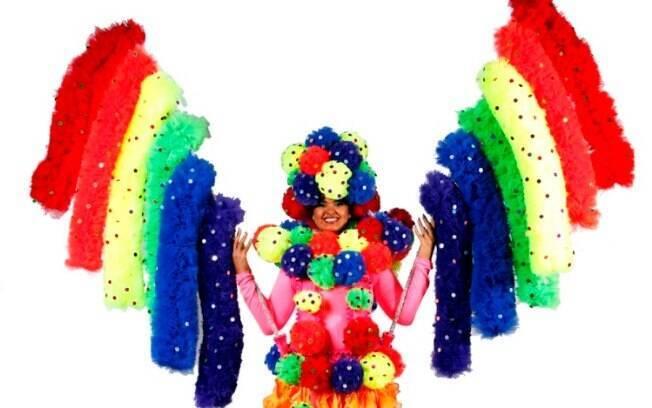 Além do carro da parada gay, a escola terá alas com o tema da diversidade sexual
