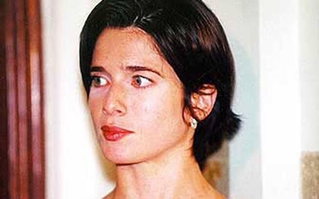 Maria Regina (Letícia Spiller), a vilã de