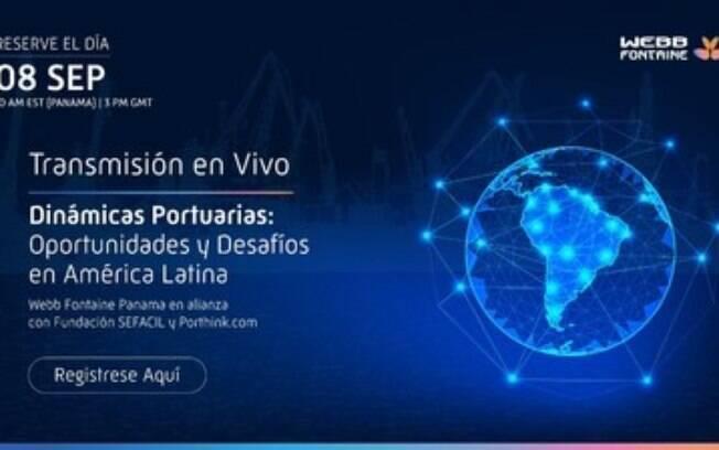 Dinâmica portuária: oportunidades e desafios na América Latina