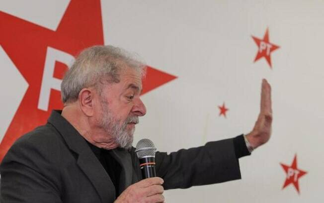 Ex-presidente Lula disse que o PT é