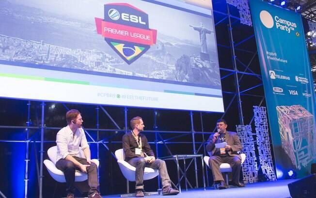 Os torneios da ESL chegam à América Latina com o lançamento da ESL Brasil Premier League