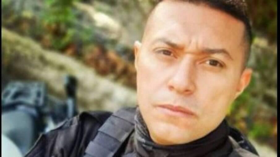 PM Cristiano Loiola Valverde foi morto a tiros durante uma discussão em um bar de Nilópolis