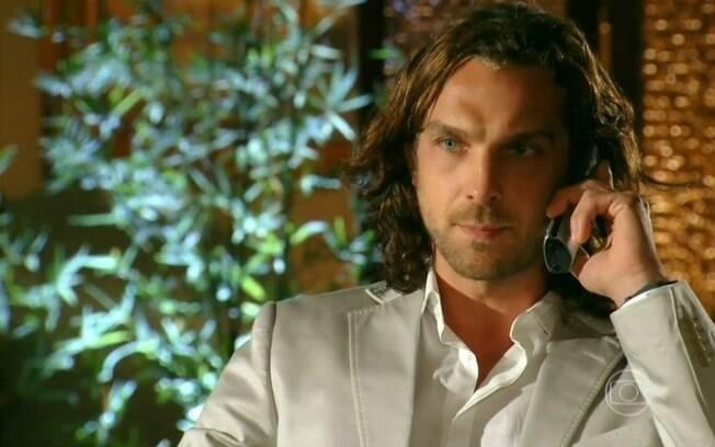 Alberto, personagem de Igor Rickli em
