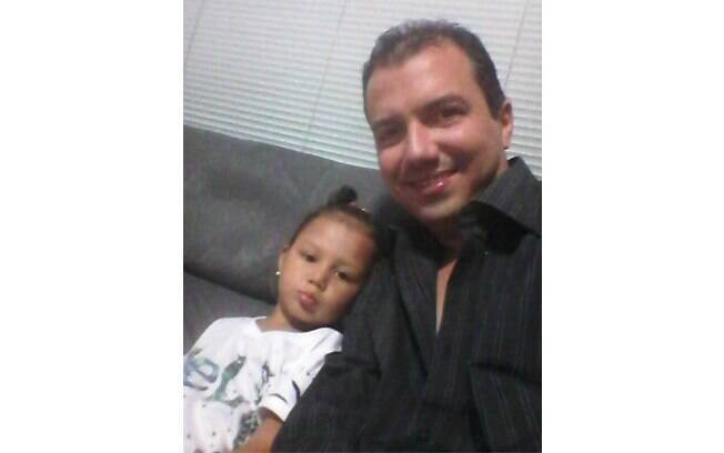 Gabriela e o pai