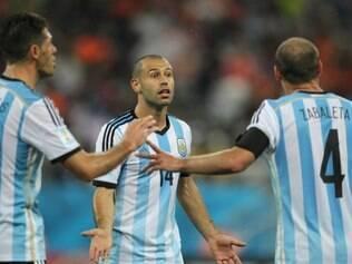 Argentinos buscam o tricampeonato