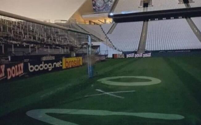 Provocação ao Palmeiras