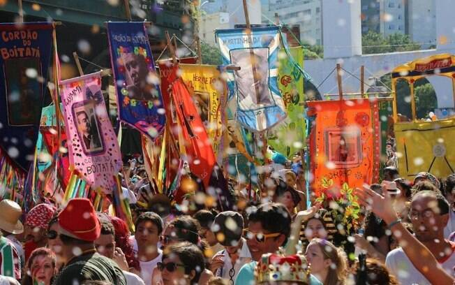 As marchinhas de carnaval serão banidas de desfiles de blocos como o Cordão do Boitatá
