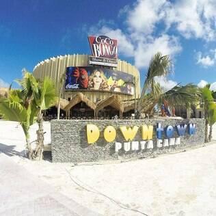 Coco Bongo Punta Cana, ponto de partida para um centro turístico