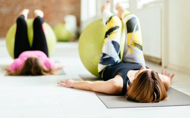 Os exercícios também pode ser praticados no pós-parto dependendo da recuperação e após a liberação médica