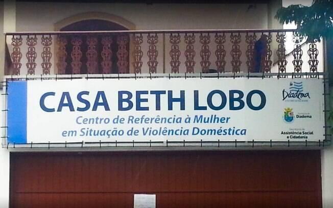 Casa Beth Lobo, localizada em Diadema, em São Paulo, é responsável pelo apoio psicossocial das mulheres vítimas de violência doméstica.