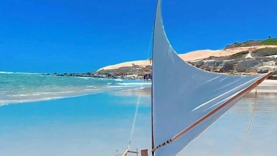 Praia Barra de Sucatinga