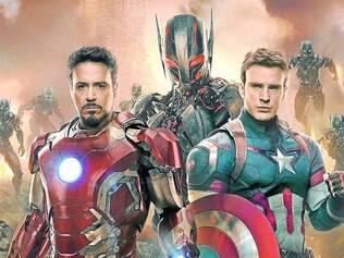 """Sequência. Heróis reunidos no sucesso de bilheteria """"Vingadores"""" retornam na sequência, prevista para maio de 2015"""